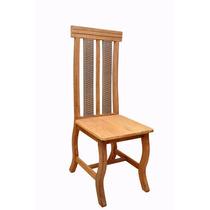 Cadeira Ripada Com Fibra / Mc