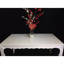 Mesa Tam M Mdf Pintura Branca Para Festas, Buffets E Eventos