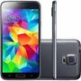 Celular Galaxy S5 Android 4.4 Tela 5.1 Air Gesture S3 S4