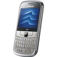 Celular Desbloqueado Samsung Ch@t 335 Prata Champanhe Qwerty