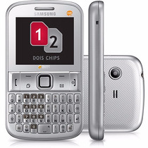 Samsung E2222 Chat 222 Duos Mp3 2 Chips Radio Fm Camera