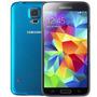 Samsung Galaxy S5 Azul Prova Dágua Nacional 12x Sem Juros