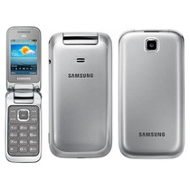 Celular Samsung 3595 Flip Com 3g Teclas Grandes Idoso