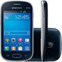 Telefone Celular Samsung Galaxy Fame Lite Preto Dual Chip