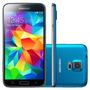 Smartphone Samsung Galaxy S5 Duos G900m 16gb Desblo. Azul.