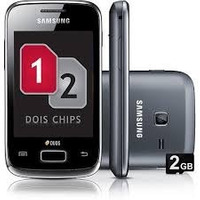 Samsung Galaxy Y Duos S6102 Android 2.3 3g Original Nacional