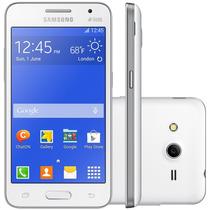 Smartphone Samsung Galaxy Core 2 Duos G355m Desblo. Branco.