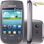 Kit C/2 Unidades Samsung Galaxy Pocket Neo Gt5312 Cinza Vitr