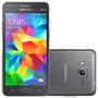 Smartphone Samsung Galaxy Gran Prime Duos Cinza Novo Lacrado