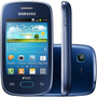 Celular Galaxy Pocket Neo Duos S5312 4gb 2mp 3 Azul Lacrado