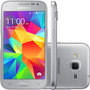 Smartphone Samsung Galaxy Win 2 Duos G360 Tv Cinza C/ Nf