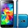 Smartphone Galaxy S5 Mini G800h Azul 8 Mp Gps Sedex Grátis