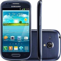 Samsung Galaxy S3 Mini I8200 Desbloqueado Original Vitrine