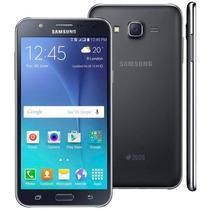 Celular Samsung Galaxy J7 Duos Preto Webfones