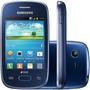 Smartphone Samsung Galaxy Pocket Neo Duos 4gb S5312 Azul