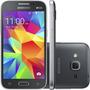 Smartphone Samsung Galaxy Win 2 Duos G360 Tv Lacrado Cinza