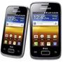 Smartphone Samsung Y Duos S6102b Young Original De Vitrine !