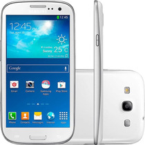 Celular Galaxy S3 Neo Duos Tela 4.8 Quad-core 1.4 Ghz 16gb