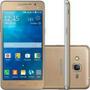 Samsung Galax Grand Prime Dourado Com Três Meses De Uso