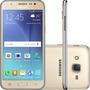 Samsung J5 Duos Novo Nf Tela 5 16gb Cam 13mp 4g Quad Core