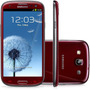 Celular Smartphon Samsung Galaxy S3 Gt I9300 Android Gps Red