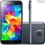 Oferta Galaxy S5 G900 Preto 145,00g 2.5 Ghz 4g Frete Grátis
