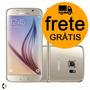 Samsung Galaxy S6 G920i 32gb 3gb, 4g Original Nfiscal Anatel