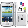 Samsung Galaxy Young Duos S6313 Tv 3g Wifi Gps- De Vitrine