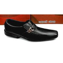 Sapato Social Masculino Couro Legitimo 6 Pares Atacado