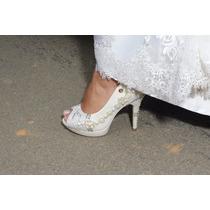 Sapato Personalizado Noiva/festa