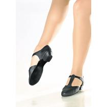 Sandália Modelo Grego Em Couro C/ Sola Inteira - Quedança