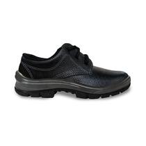 Sapato De Segurança Com Cadarço Com Bico De Aço Bidensidade