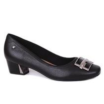 Sapato Usaflex Com Fivela - 32741 Gabriella Cal?ados