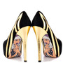 Scarpin Shoes Taylor Says Blondie ( Importado)