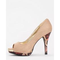 Sapato Importado Tamanho 37 Brasil 8,5 Eua Frete Grátis