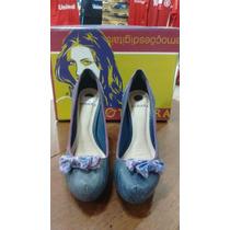 Sapato Salto Alto Feminino Tanara