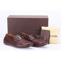 Mocassim Sapato Louis Vuitton Masculino 36 - Pronta Entrega