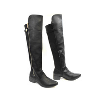 Bota Feminina Montaria Over Knee Via Marte 16-302