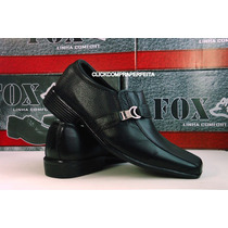 Sapato Social Masculino, Couro Legitimo Bom Bonito Barato