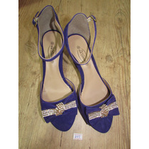 Sandália Salto Baixo | Sapato Feminino | Sandália