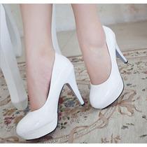 Sapatos Stiletto Femininos Para Mulheres Lindas.