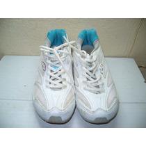 948 X - Tênis Branco\azul N 36 Olympikus