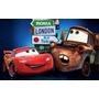 Sandalia Infantil Carros Matte Crocs Promoção Babuche Disney