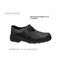 Sapato Seguranca Elastico Monodensidade