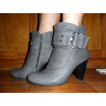 Ankle Summer Boot- Cor Chumbo-36