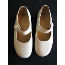 Lindo Sapato De Couro Feito A Mão Marca Meia Sola Número 28