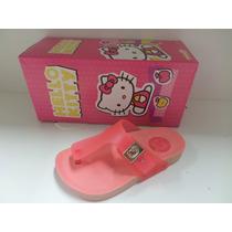 Chinelo Infantil Hello Kitty Fiesta - Grendene