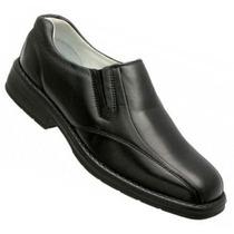 Sapatos Antistress Couro Pelica - Frete Grátis