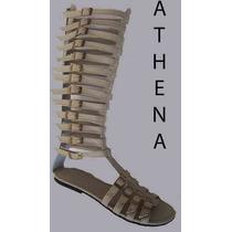 Sandalia Gladiadora 35 Cm De Altura Do 33 Ao 43 =
