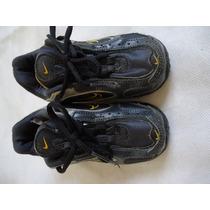 Tênis Nike Infantil Original Preto Nº16